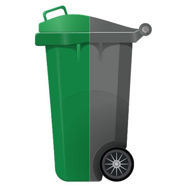 Kliko Collectieven DUO-Container Web